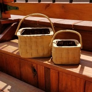 Other - 🎍 Ceramic Basket Duo 🎍